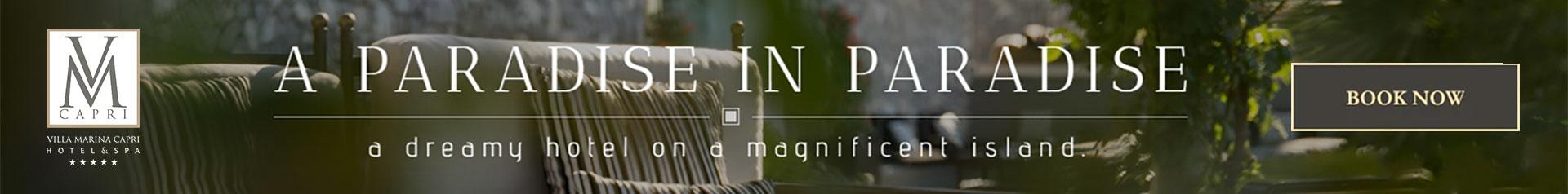 Gruppo Guarino consiglia Villa Marina - Capri