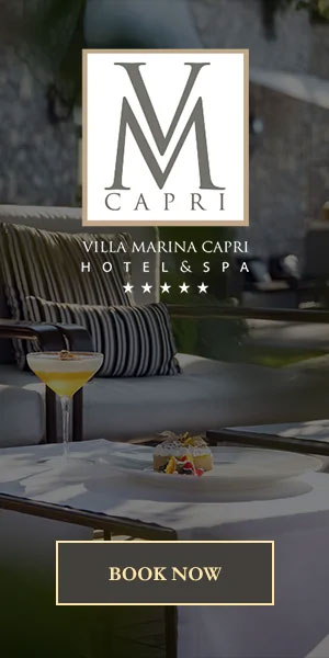 Villa Marina Capri - Book Now