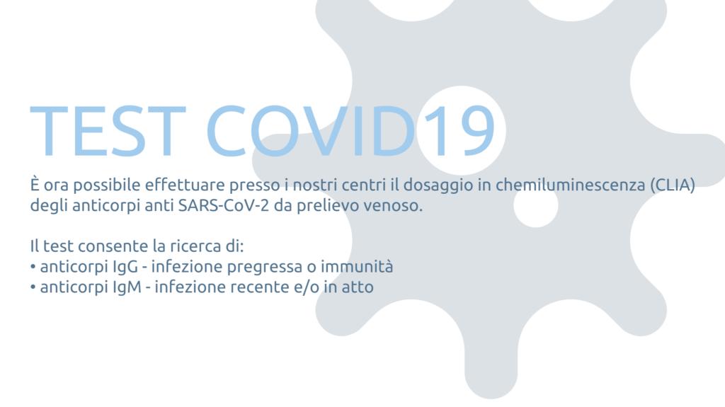 Covid 19 Test Avellino Campania