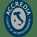 Logo Accredia