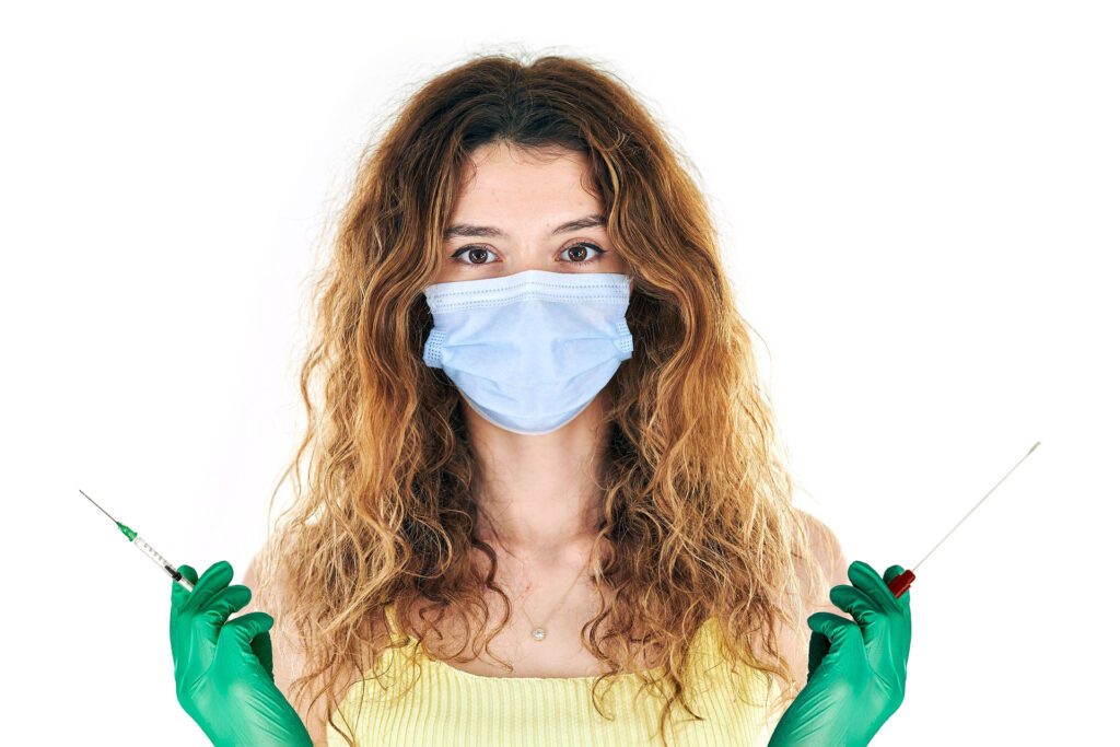 Coronavirus covid-19 test seriologico tampone